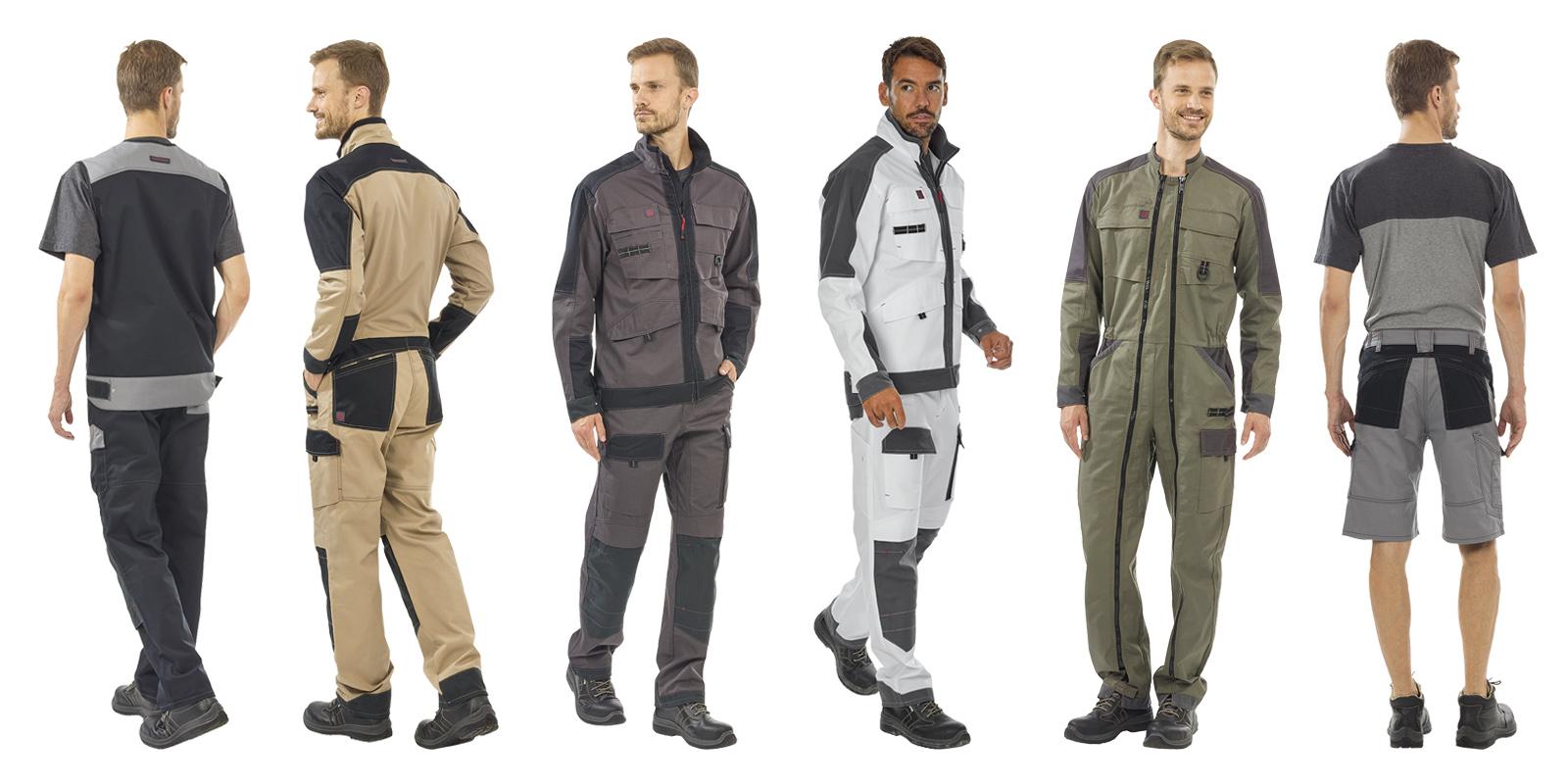 Est-ce que les vêtements professionnels sont obligatoires?