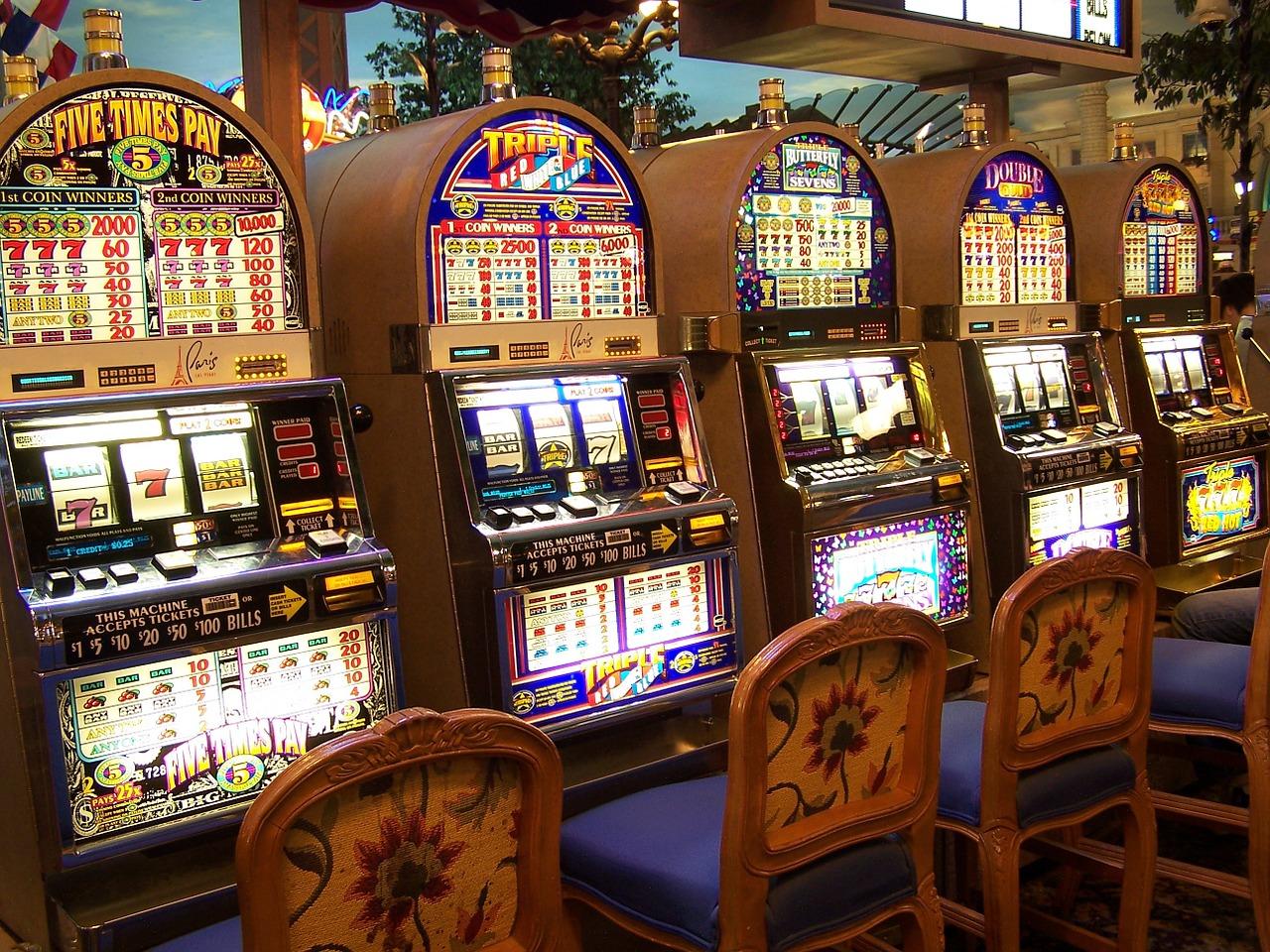 Jeux de casino gratuits machine à sous